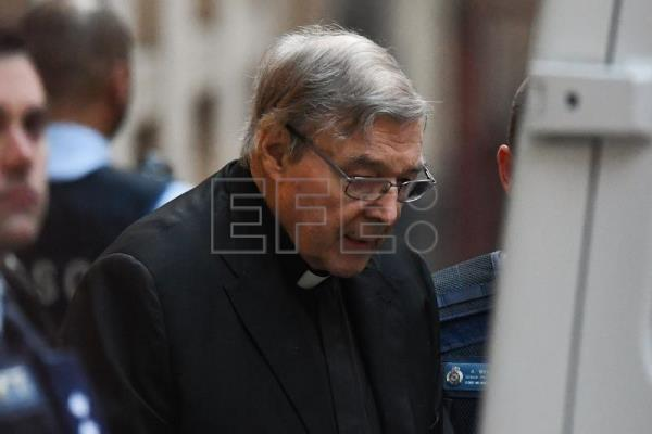 Australia's top court to hear Cardinal Pell's last-chance appeal