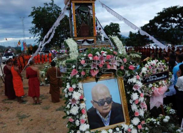 Death of senior Khmer Rouge leader leaves genocide appeal unclear