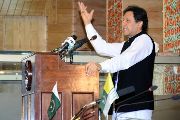 Imran Khan compares Modi to Hitler over Kashmir