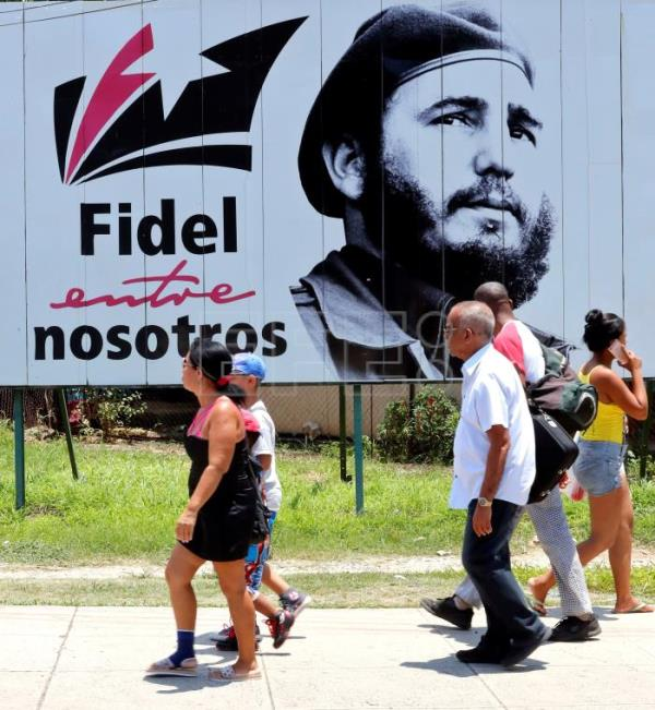 Cuba celebrates 93rd birthday of Fidel Castro