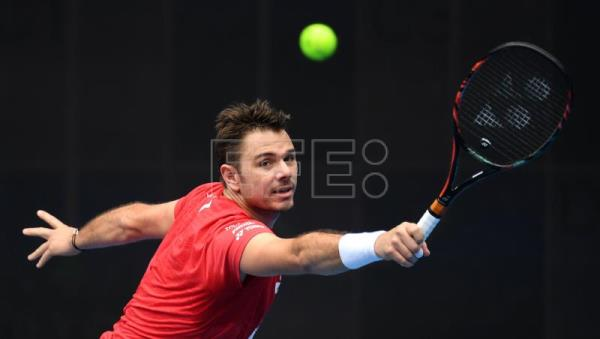 Stan Wawrinka of Switzerland. EFE/Archivo