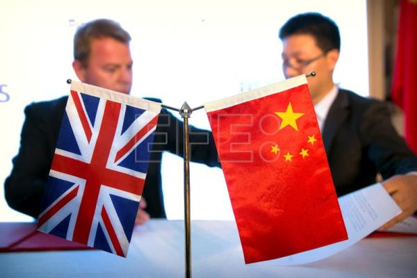 Beijing, London commit to study possible free trade agreement after Brexit