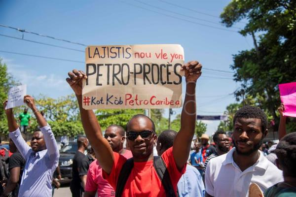 Haitians demand answers in latest corruption scandal
