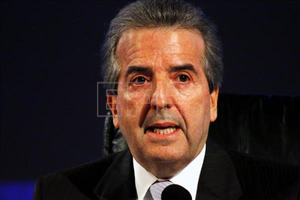 CEO Jorge Rosenblut of Chilean energy company Enersis, a subsidiary of Italy's Enel, resigned Tuesday, amid criticism of his fund-raising activities for political campaigns. EFE/File