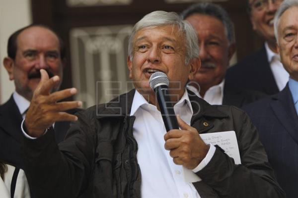 Mexico president-elect pledges major investment in energy