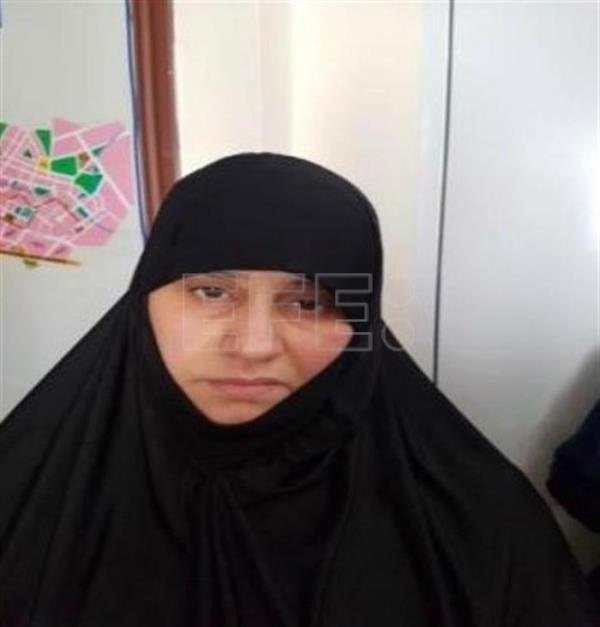 Wife of slain Islamic State leader Abu Bakr al-Baghdadi captured by Turkish security officials