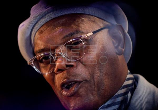 Samuel L. Jackson combines humor and shooting in new installment of 'Shaft'
