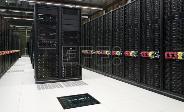 ESPAÑA SUPERCOMPUTADOR MARENOSTRUM