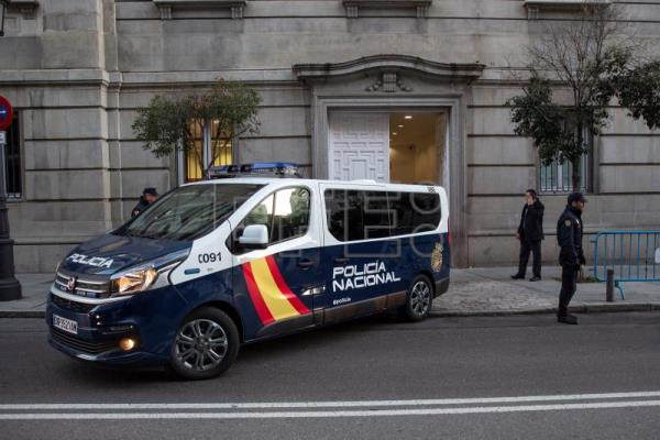 Trial of the century begins in Spain as Catalan separatists appear in court