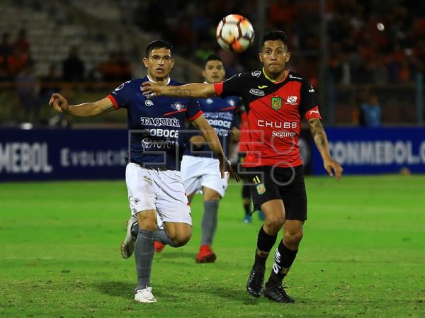 Cuenca and Fluminense to play for spot in Copa Sudamericana quarterfinals