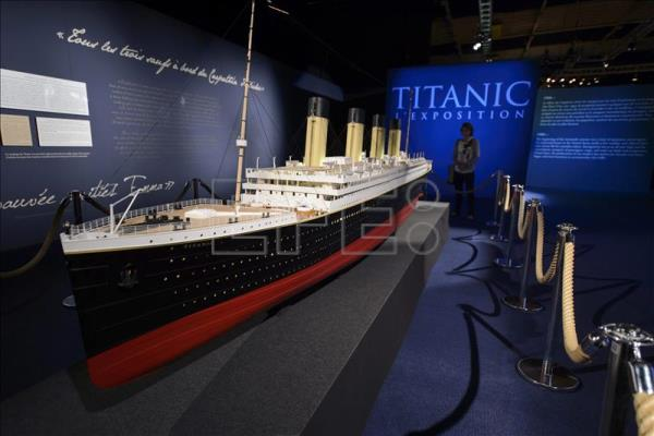 Chinese Replica Of The Titanic Will Open To Public By End