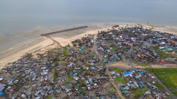 Cyclone death toll in Mozambique tops 200