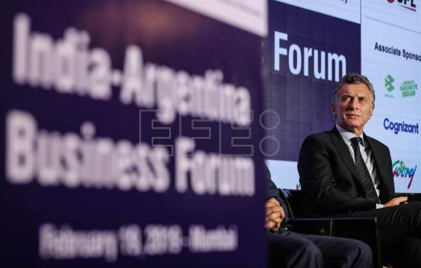 Argentina president sees India as gateway for trade between Asia, Americas