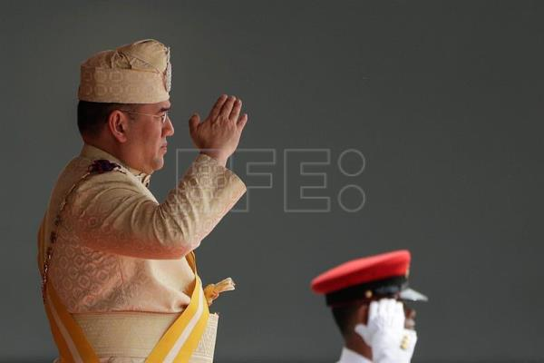 Image result for Malaysia's New King