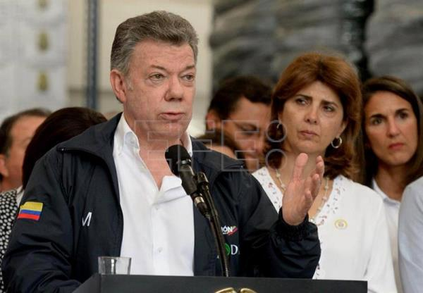 Santos urges Colombians to reject xenophobia toward Venezuelan migrants