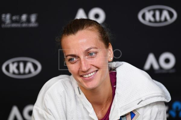 Campeã em Sydney, Kvitova assume 6º lugar do ranking