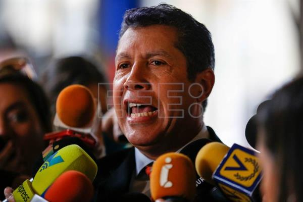 Venezuelan presidential challenger accuses Maduro of cheating