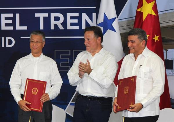 China estimates cost of Panama high-speed rail line at $4.1 bn