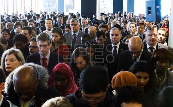 UN pays tribute to employees who died in Ethiopian Airlines crash
