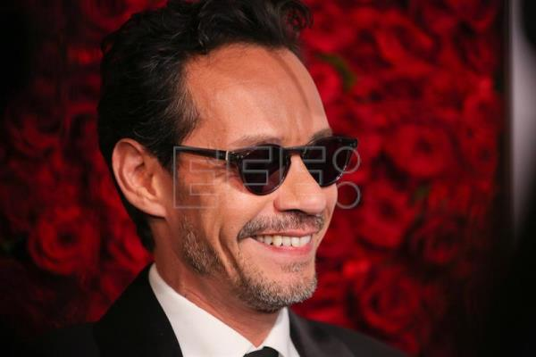 La fundación de Marc Anthony reconoce a actores y al expresidente Vicente Fox