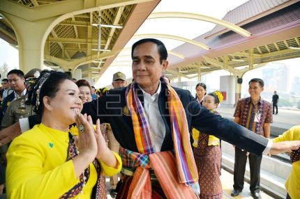 Military junta woos rural vote ahead of elections in Thailand
