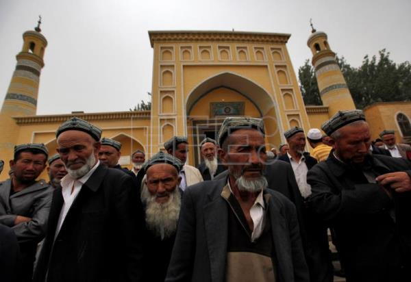 Russia, Saudi, Pakistan praise China on handling of Uighur Muslims