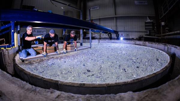 Image result for Casting begins for 5th mirror of largest telescope