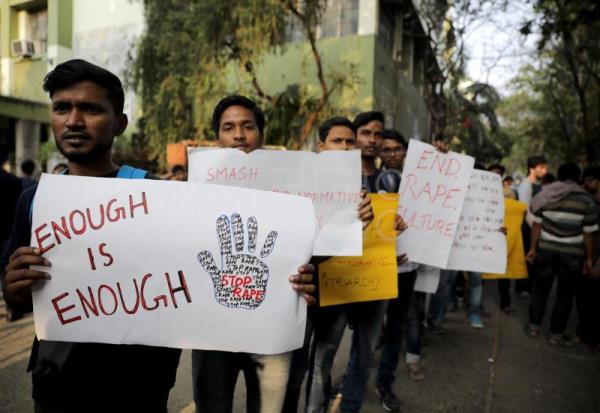 Gang-rape, murder of young vet causes outrage in India