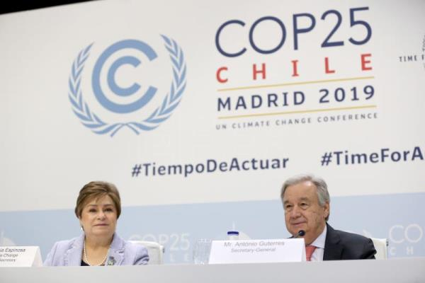 COP25 climate summit kicks off with eye on fresh climate action