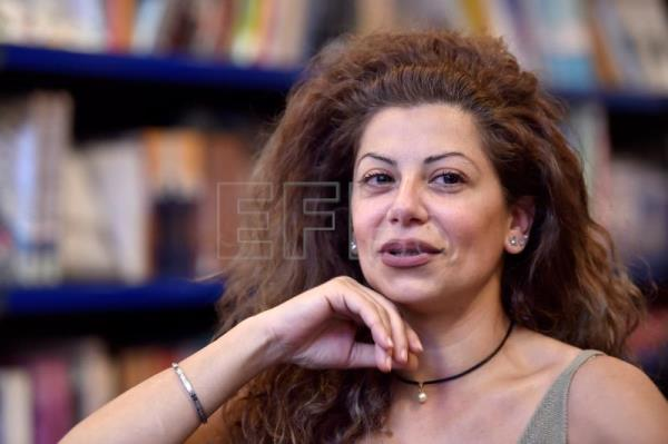 Feminist icon of Lebanon's uprising has lost hope