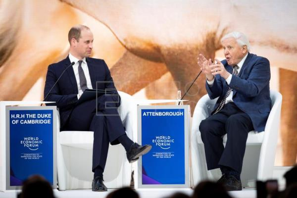 49th annual meeting of the World Economic Forum, WEF, in Davos