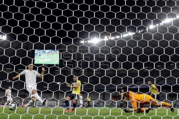 Ecuador-Japan 1-1 draw gives Paraguay ticket to Copa America quarter-finals
