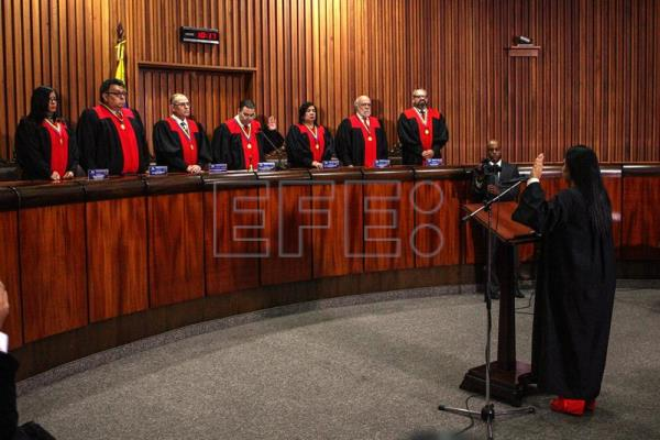 Venezuelan Supreme Court appoints new assistant attorney general