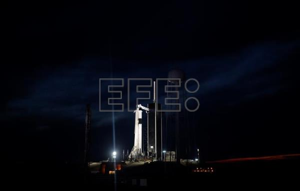 SpaceX launches historic test flight of new astronaut capsule
