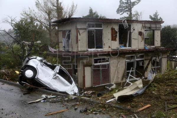 At least 18 killed, 13 missing as Typhoon Hagibis wreaks havoc in Japan