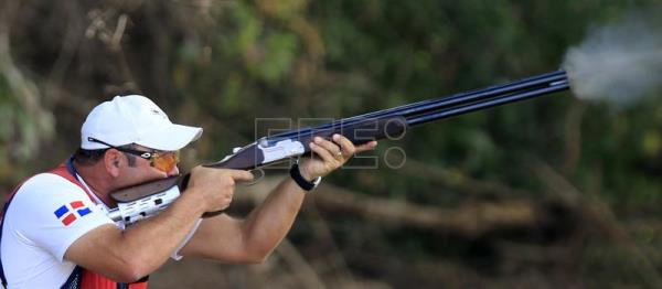 Cuba, Mexico, Puerto Rico win gold in shooting sports