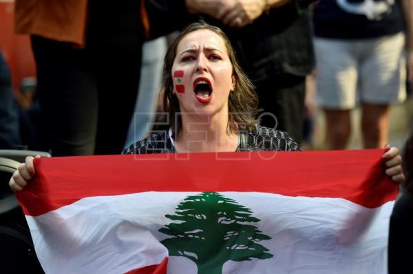 Anti-government protests continue in Lebanon despite reforms