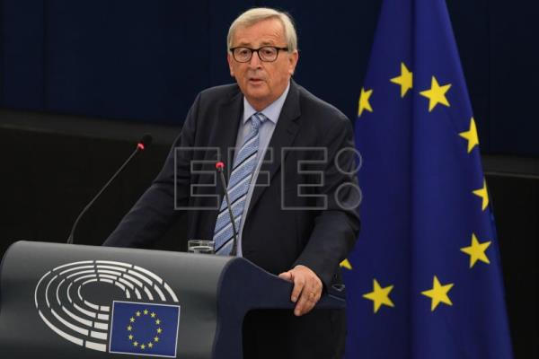 EU's Juncker: Brexit a waste of time and energy