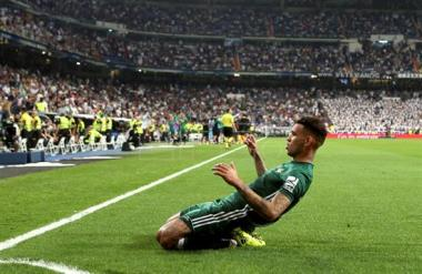 Real Madrid thwarted by Betis; Sevilla edge closer to Barça