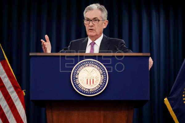 Fed keeps US interest rates unchanged