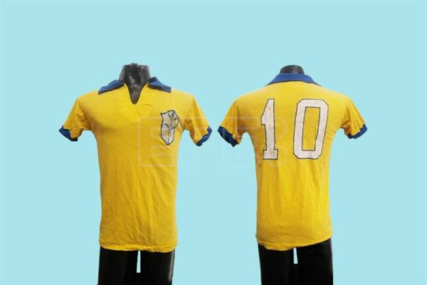US firm to auction rare soccer memorabilia