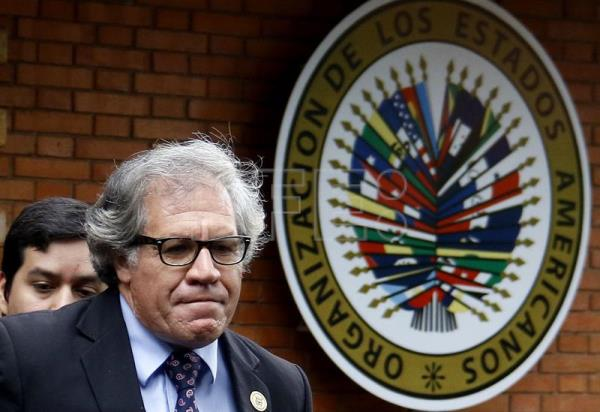 Venezuela formally withdraws from OAS