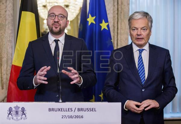 Belgium Reaches Consensus On Free Trade Agreement Between Eu And