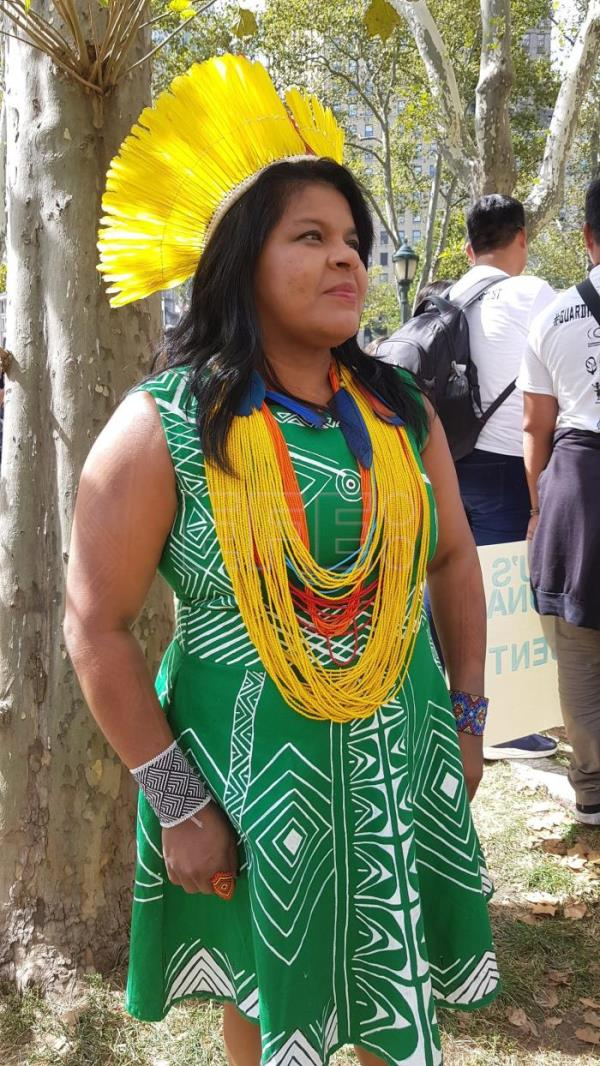The Other Gretas: Indigenous leaders demand humanity fight for Mother Earth