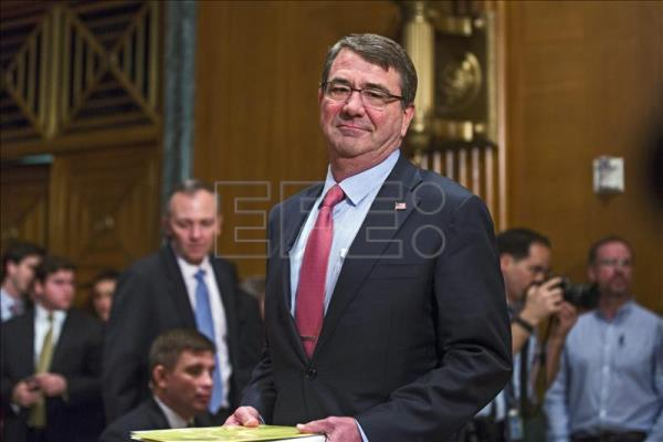 El secretario de Defensa de Estados Unidos, Ashton Carter. EFE/Archivo