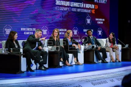 Eurasian Media Forum tackles gender inequality, sexual abuse