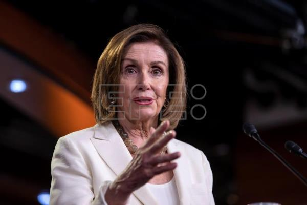 Pelosi says Trump is terrorizing immigrants with threat of raids