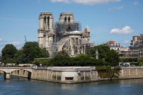 Notre Dame of Paris to hold first mass since devastating fire in April