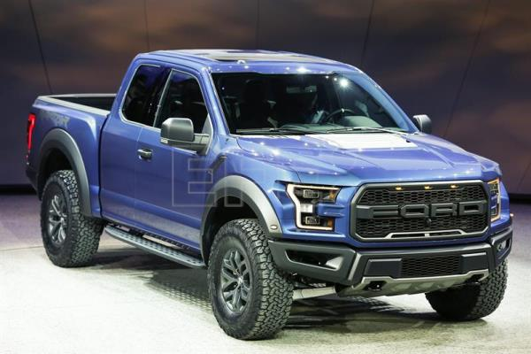 ford empezara  vender en  su popular camioneta pickup   en china agenda edicion