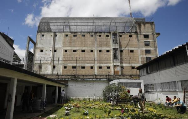 Foreigners jailed on drug charges in Colombia endure a living nightmare
